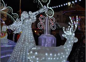Екатеринбург праздничный