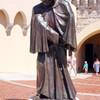Монако - памятник основателю
