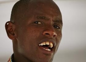 Кения. Поездка к масаям
