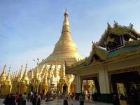 Пешком по Янгону (Мьянма-Бирма) — часть 2