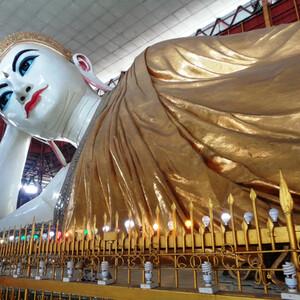 По храмам и паркам Янгона (Мьянма-Бирма)- ч.1