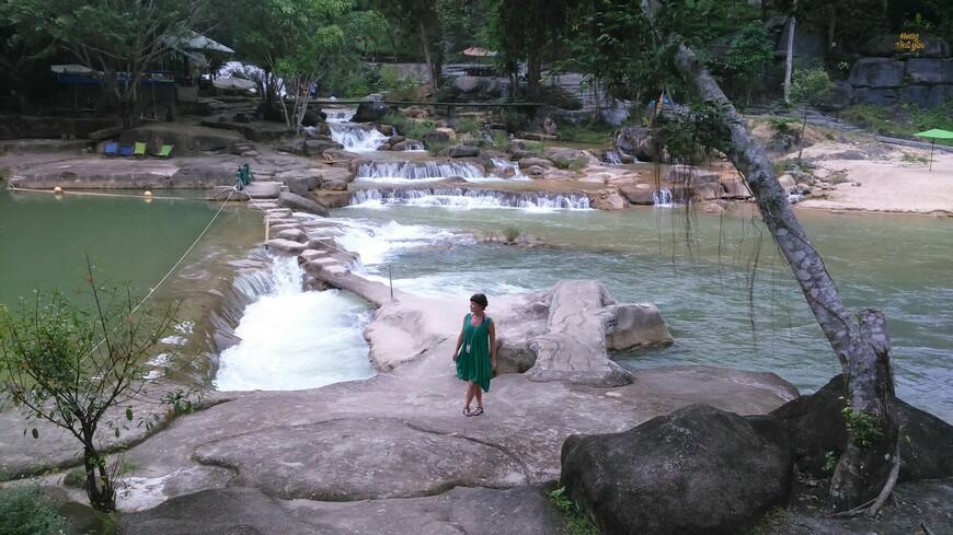 Водопад Янгбэй