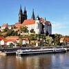 Белое золото Европы - мейсенская фарфоровая мануфактура и крепость Альбрехтсбург. Крепость Альбрехтсбург. Экскурсии с частным индивидуальным гидом из Праги.