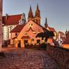 Белое золото Европы - мейсенская фарфоровая мануфактура и крепость Альбрехтсбург. Вход в крепость. Экскурсии с частным индивидуальным гидом из Праги.