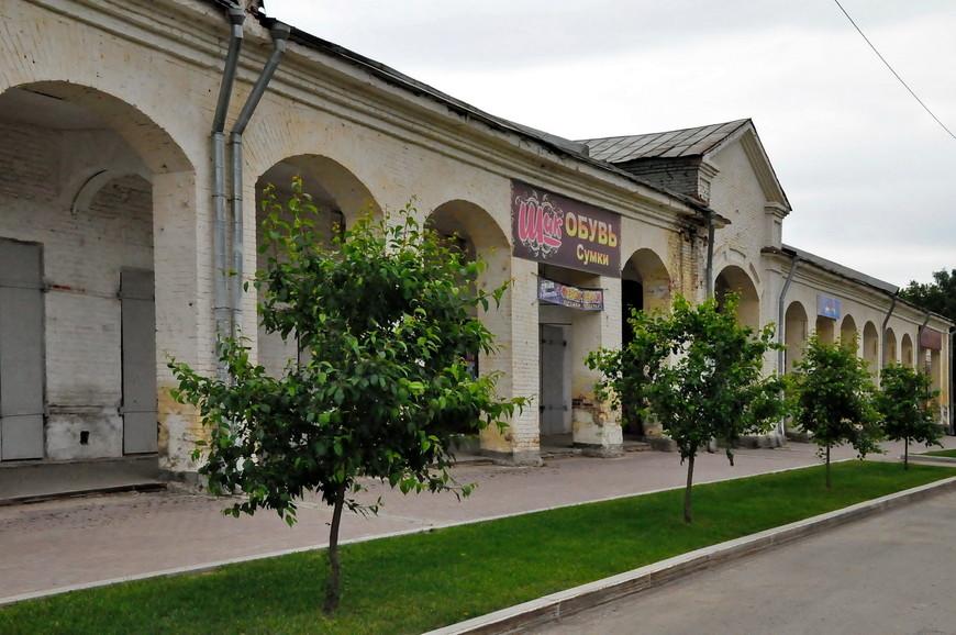 11. Кстати, здание Гостиного двора было построено в 1867 году.