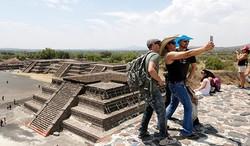 В мексиканском парке Тулум ввели налог на селфи
